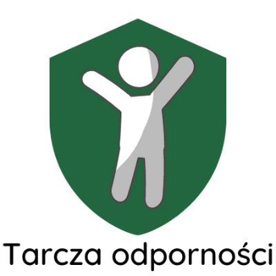 Tarcza odporności logo